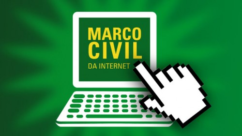Logo do marco civil