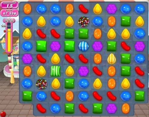 Candy Crush - Jogo no Facebook