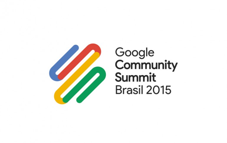 Logo do evento Google Summit Brasil