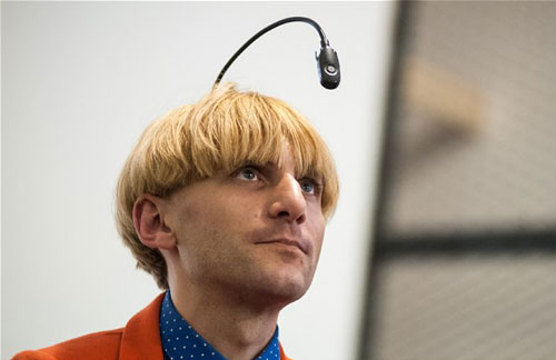 Campus Party 2016 | Neil Harbisson